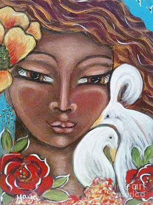 Love Is All There Is Original by Maya Telford