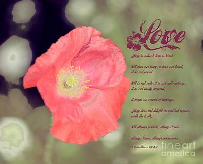 Love Is Original by Erica Hanel