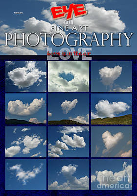Photograph - Love Is In The Air Magazine Cover Contest February by Daliana Pacuraru