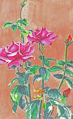 Painting - Love by Joy Bradley