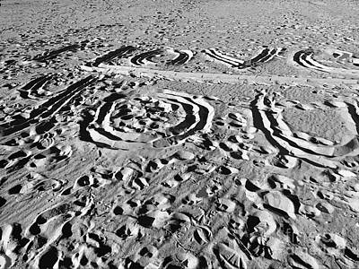 Photograph - Love Letters In The Sand by David Bearden