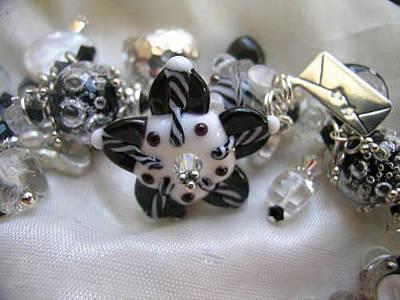 Sterling Silver Bracelet Jewelry - Love Letters by Julie Wilson