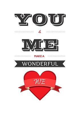 Love Digital Art - Love Lyrics Quotes Typography Quotes Poster by Lab No 4 - The Quotography Department