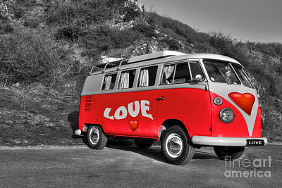 Lady Bug - Love Machine  by Rob Hawkins