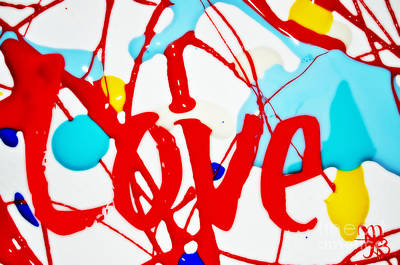 Painting - Love by Mindy Bench