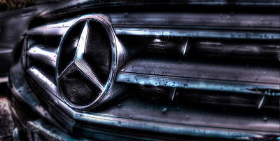 Photograph - Love My Benz by Phillip Garcia