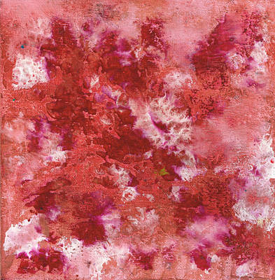 Plume Mixed Media - Love by Nicole Henne