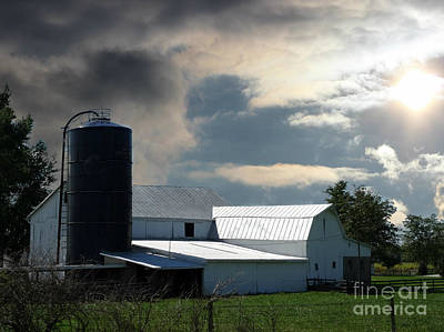 Photograph - Love Of Farms by Scott B Bennett