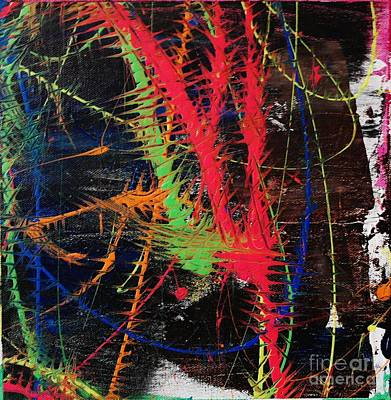 Decor Painting - Love Of Life #6 by Wayne Cantrell