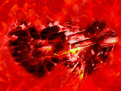 Photograph - Love Opening by Kathy Bassett
