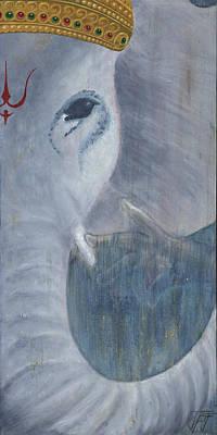 Painting - Love Sets Me Free by Jini Patel Thompson - JPT