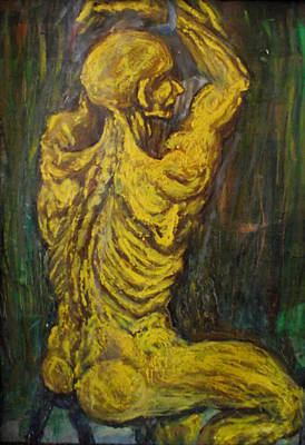 Love Making Painting - Love Slave by Safir  Rifas