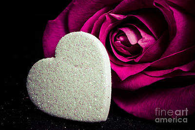 Photograph - Love Sparkles by Julie Clements