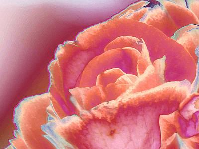 Digital Art - Love Story - Forever by Wendy J St Christopher
