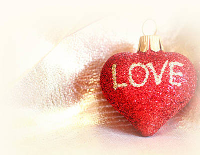 Hearts Photograph - Love... by The Art Of Marilyn Ridoutt-Greene