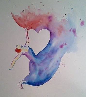 Painting - Love To Dance by Stephanie Reid