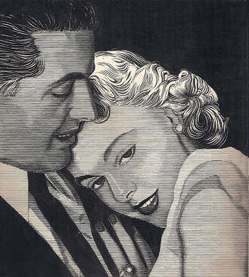 Painting - Love by Tulsidas Tilwe