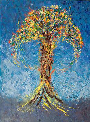 Killen Painting - Love by William Killen