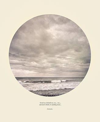 Loved Sea.... Art Print by Guido Montanes Castillo