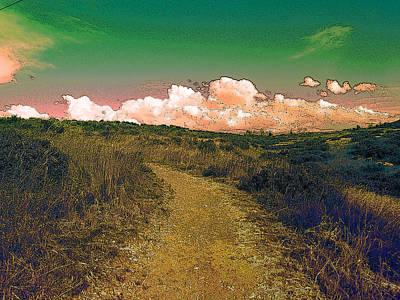 Sean Rights Managed Images - Loveland Path Royalty-Free Image by David Pantuso
