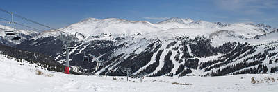 Photograph - Loveland Ski Area by Aaron Spong