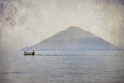Lipari Photograph - Lovely Trip by Alfio Finocchiaro