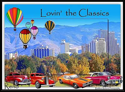 Photograph - Lovin The Classics by Bobbee Rickard