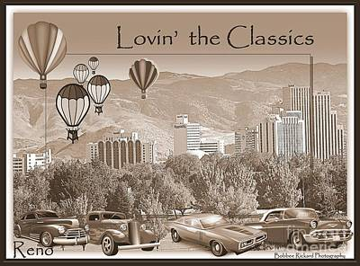Photograph - Lovin The Classics II by Bobbee Rickard