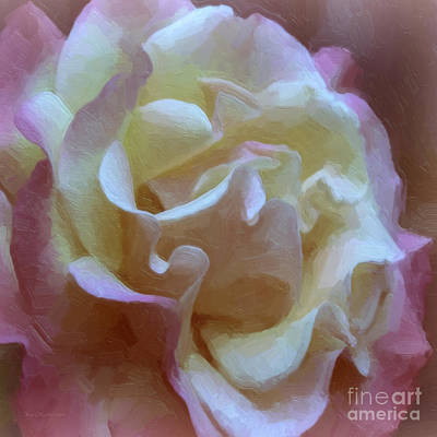 Photograph - Loving Into Heaven by Jean OKeeffe Macro Abundance Art