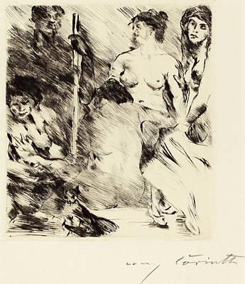 Lovis Corinth, Harem Der Harem, German Art Print