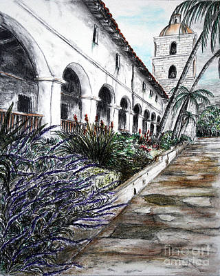 Painting - Low Angle Perspective by Danuta Bennett