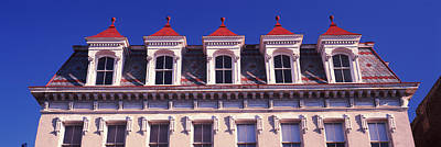 Low Angle View Of A Historic Building Art Print