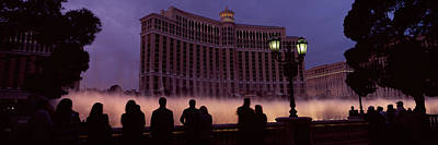 Low Angle View Of A Hotel, Bellagio Art Print by Panoramic Images