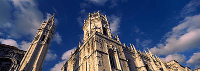 Low Angle View Of A Monastery, Mosteiro Art Print by Panoramic Images