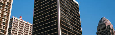 Low Angle View Of Bb&t Building Art Print by Panoramic Images