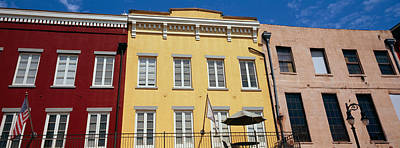 French Quarter Window Photograph - Low Angle View Of Buildings, French by Panoramic Images