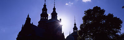 Rosenborg Photograph - Low Angle View Of The Rosenborg Castle by Panoramic Images
