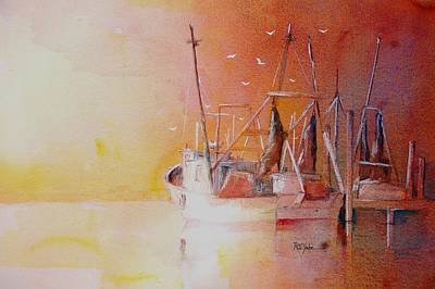 Bluffton Painting - Low Country by Robert Yonke
