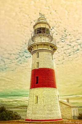 Low Head Lighthouse Art Print