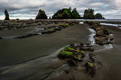 Photograph - Low Tide by Gene Garnace