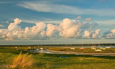 35mm Photograph - Low Tide In Normandy by Maciej Markiewicz