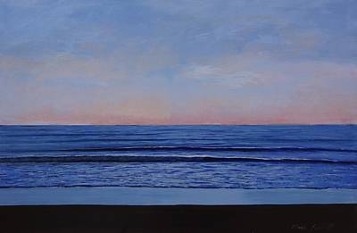 Painting - Low Tide by Mark  Leavitt