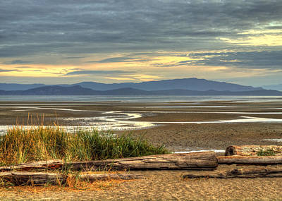 Photograph - Low Tide by Randy Hall