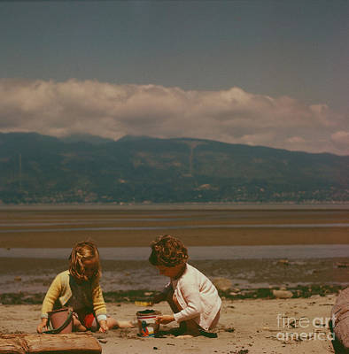 Photograph - Low Tide by Vintage Photography