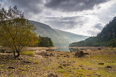 Miles Davis - Low Water at Thirlmere with Helvellyn by David Head
