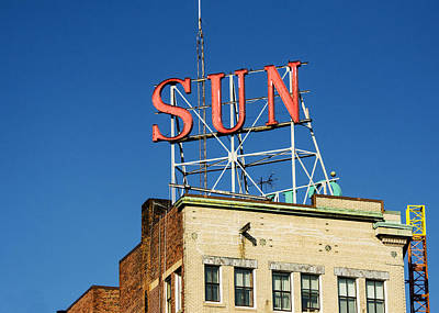 Photograph - Lowell Sun by Phil Cardamone