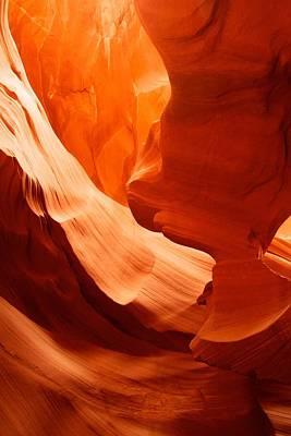 Photograph - Lower Antelope Canyon 2 by David Beebe