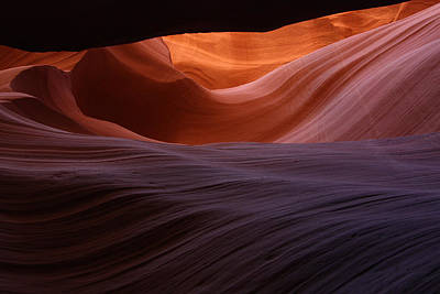 Photograph - Lower Antelope Slot Canyon 9 by Jean Clark