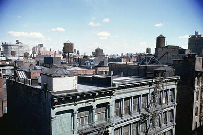 Photograph - Lower Manhattan, C1970 by Granger