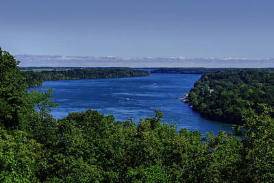 Lower Niagara River Art Print